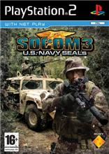 SOCOM 3: U.S. Navy SEALs (PS2)