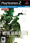 Metal Gear Solid 3 Snake Eater (PS2)
