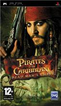 Pirates of the Caribbean Dead Mans Chest (PSP)