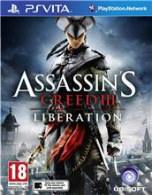 Assassins Creed 3 Liberation (PSV)