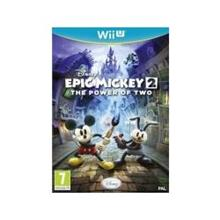 Epic Mickey: The Power of Two (WiiU)