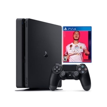Sony Playstation 4 Slim 500GB + Fifa 20 (PS4)