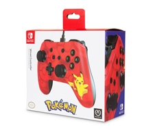 Power A Wired Controller Pikachu (Switch)