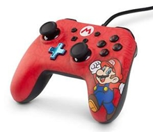 Power A Wired Controller Mario (Switch)