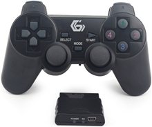 Joy Gamepad GEMBIRD JPD-WDV-01 (PC/PS2/PS3)