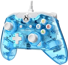 PDP Rock Candy Wired Controller (Blue-Merang) (X1)