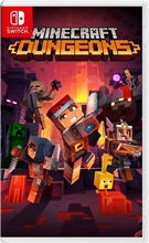 Minecraft Dungeons Hero Edition (SWITCH)