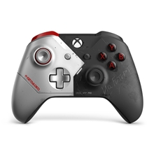 Xbox One Wireless Controller Cyberpunk 2077 Limited Edition (X1)