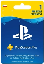 PlayStation Plus 30 Days CZ (PS4/PS5)