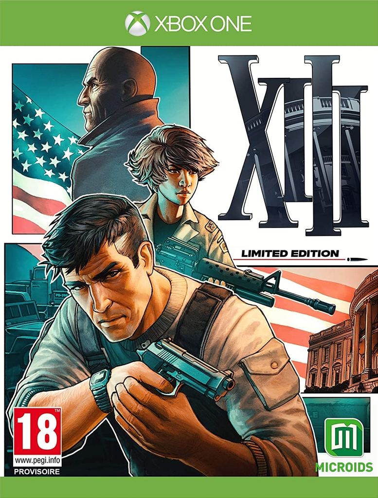 XIII Remake - Limited Edition (X1)