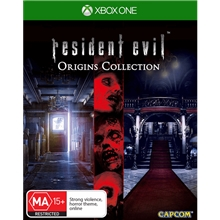 Resident Evil Origins Collection (BAZAR) (X1)