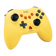Ipega Wireless Controller Yellow Nintendo Switch (Switch/Android/PS3/PC)