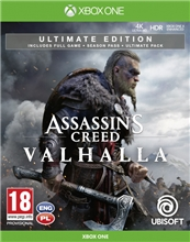 Assassins Creed: Valhalla - Ultimate Edition (X1)
