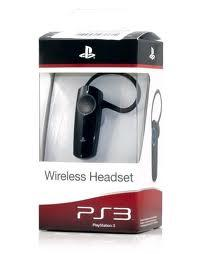 playstation 3 wireless headset manual