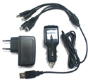 AC Adapter + Car Adapter (NDS/DSLite/DSi/DSiXL/PSP)