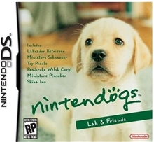 Nintendogs - Labrador and Friends (BAZAR) (NDS)