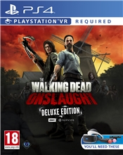 The Walking Dead: Onslaught PS VR Deluxe Edition (PS4)