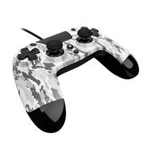 Gioteck VX4 Wired Premium Controller - Camo (PS4,PC)
