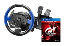 Thrustmaster T150 Force Feedback 4160628 + Gran Turismo Sport (PS4/PS5)