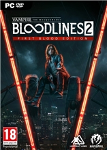 Vampire: The Masquerade Bloodlines 2 - First Blood Edition (PC)