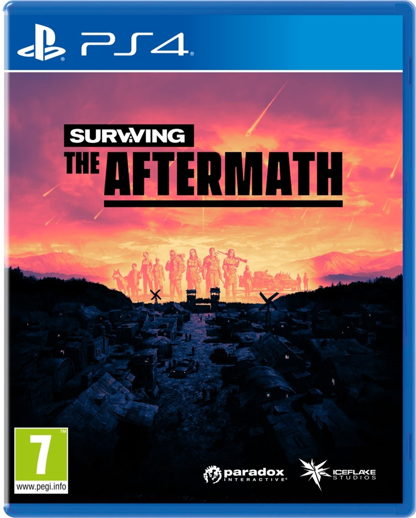 Surviving the Aftermath Day One Edition (PS4)
