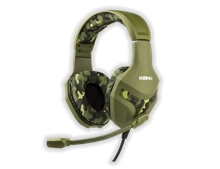 Konix Gaming Headset - Camo (PS4)