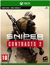 Sniper: Ghost Warrior Contracts 2 + DLC (X1/XSX)