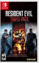 Resident Evil Triple Pack (SWITCH)