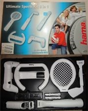 Hama Ultimate Sports Kit 8in1 (Wii)