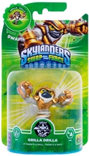 Skylanders: Swap Force - Grilla Drilla
