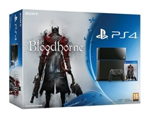 Sony Playstation 4 500GB + Bloodborne (PS4)
