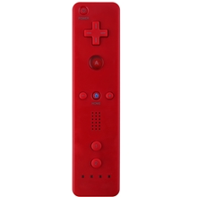 Third Party Remote Controller + Motion (red) (Wii/WiiU)
