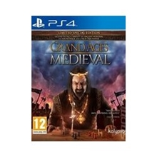 Grand Ages: Medieval - Limited Edition (PS4)