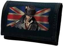 Peněženka Assassins Creed Syndicate Jacob Union Jack NAVY