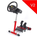 Wheel Stand Pro, stojan na volant a ped�ly pro Thrustmaster SPIDER, T80/T100,T150,F458/F430, �erven� WS0004