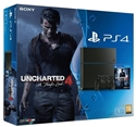 Herní konzole Sony PlayStation 4 1TB + Uncharted 4: A Thiefs End (PS4)