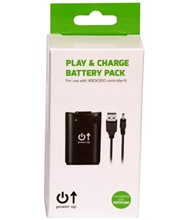 Play and Charge Battery Pack (X360)