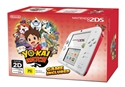 Nintendo 2DS White & Red + YO-KAI WATCH (2DS)