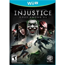 Injustice: Gods Among Us (WiiU)