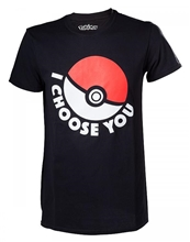 Good Loot Triko Pokémon - I CHOOSE YOU (M)