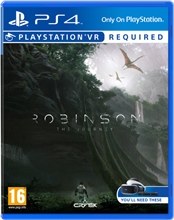 Robinson: The Journey PS VR (PS4)