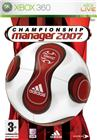 Championship Manager 2007 (X-360)