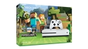 Xbox One S 500GB White + Minecraft