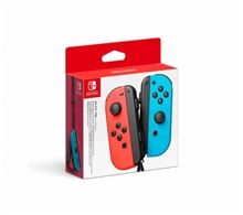 Ovladače Joy-Con - Neon Red/Neon Blue (SWITCH)