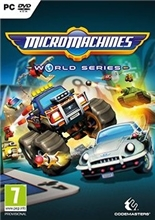 Micro Machines: World Series (PC)