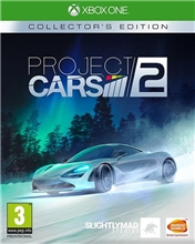 Project CARS 2 (Collectors Edition) (X1)