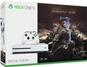 Xbox One S 500GB White + Middle-Earth: Shadow of War (X1)