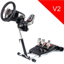Wheel Stand Pro for Logitech G923/G29/G920/G27/G25 Racing Wheel - DELUXE V2 WS0002