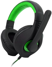 Headset C-Tech Nemesis V2 - zelená (PC/PS4)