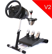 Wheel Stand Pro DELUXE V2, stojan pro volant a pedály Thrustmaster T300RS, TX, TMX, T150, T500, T-GT, TS-XW, WS0010